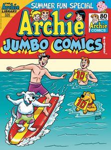 [Archie: Jumbo Comics Digest #320 (Product Image)]