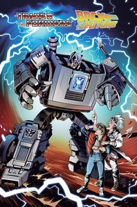[Transformers/Back To The Future (Product Image)]