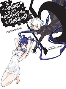 [Is It Wrong to Try to Pick Up Girls in a Dungeon?: Volume 15 (Light Novel) (Product Image)]