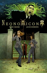 [Alan Moore's Neonomicon (Product Image)]