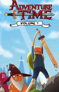 [Adventure Time: Volume 5 (Product Image)]
