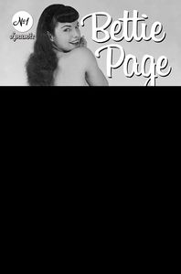 [Bettie Page: The Curse Of The Banshee #1 (Black Bag Photo Cover (M) (Product Image)]