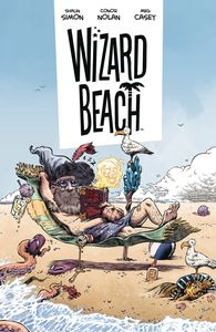 [Wizard Beach (Product Image)]