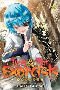 [Twin Star Exorcists: Volume 4 (Product Image)]
