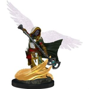[Dungeons & Dragons: Icons Of The Realms Premium Figure: Aasimar Wizard (Female) (Product Image)]