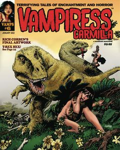 [Vampiress Carmilla #6 (Product Image)]