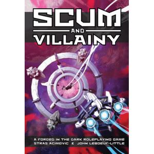[Scum & Villainy: Blades In The Dark Roleplaying Game (Product Image)]