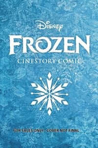 [Disney: Frozen: Cinestory (Collector's Edition Hardcover) (Product Image)]