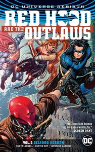 [Red Hood & The Outlaws: Volume 3: Bizarro Reborn (Rebirth) (Product Image)]