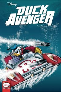 [Duck Avenger: New Adventures: Book 3 (Product Image)]