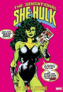 [Sensational She-Hulk: Omnibus (DM Variant Hardcover) (Product Image)]