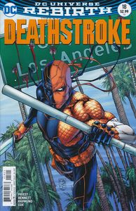 [Deathstroke #18 (Variant Edition) (Product Image)]