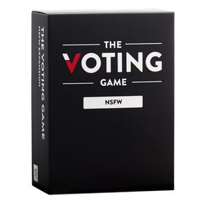 [The Voting Game: NSFW Edition (Expansion) (Product Image)]