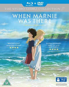 [Studio Ghibli: When Marnie Was There (Blu-Ray/DVD) (Product Image)]