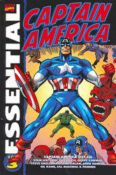 [Essential Captain America: Volume 3 (Product Image)]