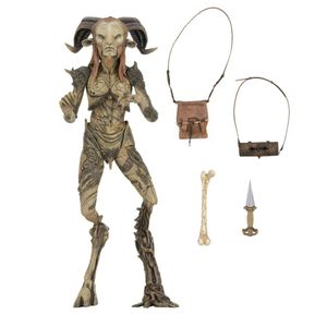 [Pan's Labyrinth: Guillermo Del Toro Signature Collection Action Figure: The Faun (Product Image)]