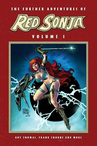 [Further Adventures: Red Sonja: Volume 1 (Product Image)]