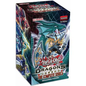 [Yu-Gi-Oh!: Dragons Of Legend: The Complete Series (Product Image)]