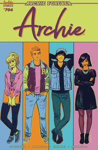 [Archie #704 (Cover A Fish) (Product Image)]