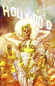 [Hollywood Zombie Apocalypse #1 (Cover B Suydam) (Product Image)]