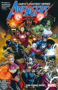[Avengers By Jason Aaron: Volume 1 Final Host (Mcguinness Dm Variant) (Product Image)]