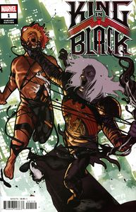[King In Black #1 (Clarke Spoiler Variant) (Product Image)]