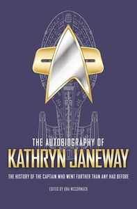 [The Autobiography Of Kathryn Janeway (Hardcover) (Product Image)]