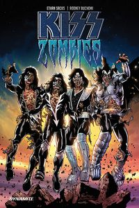 [Kiss: Zombies (Product Image)]
