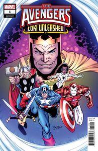 [Avengers: Loki Unleashed #1 (Lim Variant) (Product Image)]