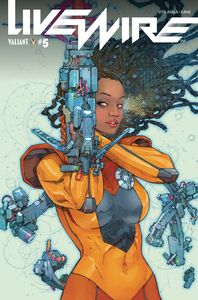 [Livewire #5 (Cover A Rocafort (New Arc)) (Product Image)]