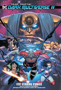 [Tales From The DC Dark Multiverse II (Hardcover) (Product Image)]
