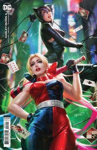 [Harley Quinn #6 (Derrick Chew Cardstock Variant) (Product Image)]