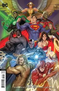 [Justice League #14 (Variant Edition) (Product Image)]