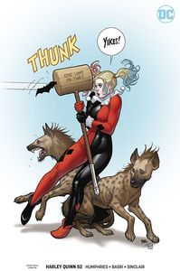 [Harley Quinn #52 (Variant Edition) (Product Image)]