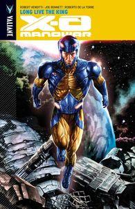 [X-O Manowar: Volume 12: Long Live The King (Product Image)]