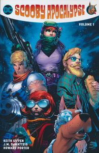 [Scooby Apocalypse: Volume 1 (Product Image)]