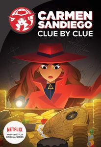 [Carmen Sandiego: Clue By Clue (Hardcover) (Product Image)]