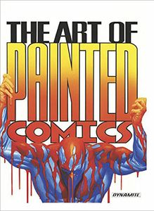 [The Art Of Painted Comics (Hardcover) (Product Image)]