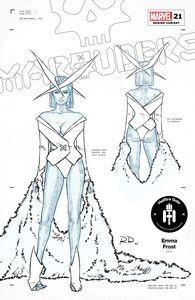 [Marauders #21 (Dauterman Emma Frost Design Variant Gala) (Product Image)]