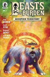 [Beasts Of Burden: Occupied Territory #1 (Cover B Mccrea) (Product Image)]