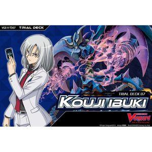 [Cardfight Vanguard: Trial Deck: Kouji Ibuki (Product Image)]