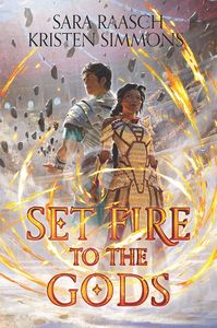 [Set Fire To The Gods (Hardcover) (Product Image)]