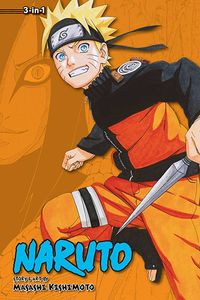 [Naruto: 3-In-1 Edition: Volume 11 (Product Image)]