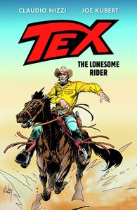 [Tex: The Lonesome Rider (Hardcover) (Product Image)]