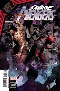 [Savage Avengers #17 (Kib) (Product Image)]
