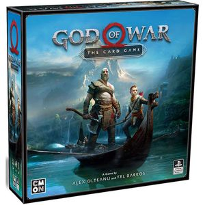 [God Of War: The Card Game (Product Image)]