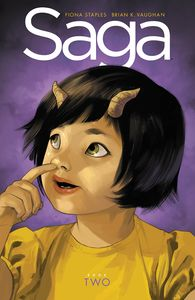 [Saga: Book 2 (Deluxe Edition Hardcover) (Product Image)]
