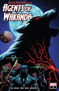 [Black Panther & Agents Of Wakanda #4 (Product Image)]