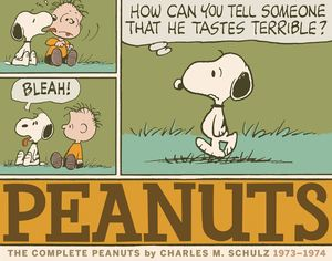 [The Complete Peanuts: Volume 12: 1973-1974 (Product Image)]