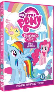 [My Little Pony: Season 1: Sonic Rainboom (Product Image)]